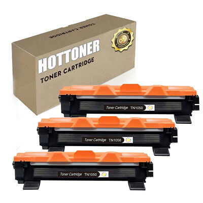 3 Toner Per Brother Tn1050 Hl1210 Hl1212 Dcp1512A Mfc1910W Dcp1612 Mfc1815 1810