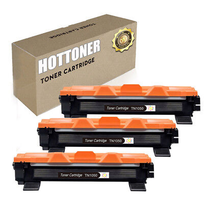 3 Toner Per Brother TN-1050 HL1110 MFC1810 MFC1910 DCP1510 1512 DCP1515 DCP1610