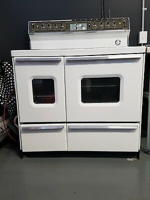 St George vintage double oven