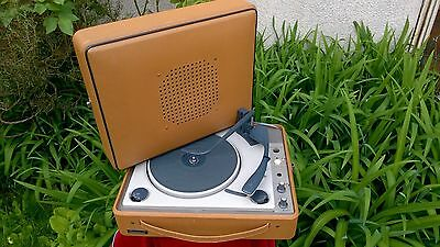 vintage ancienne platine vinyle valise barthe n 3 tourne disques eur 25 00 picclick fr. Black Bedroom Furniture Sets. Home Design Ideas