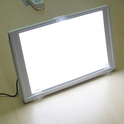Full View Dental X-Ray Film Viewer Illuminator A4-one-Side LED Light Box Panel