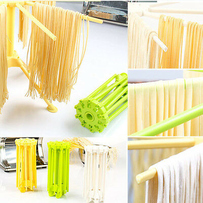 Kitchen Noodle Spaghetti Drying Rack Pasta Holder Stand Dryer Cooking Tools