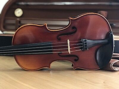 Violin 4/4 Full Size With Gorgeous Case