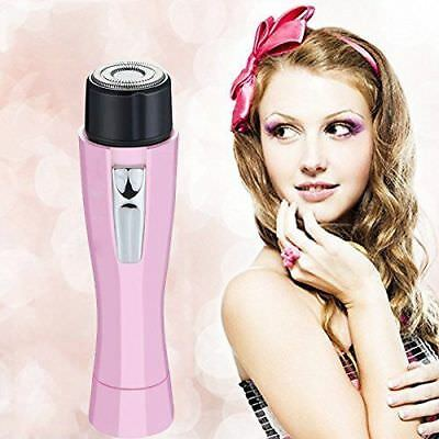 Mini Electric Hair Remover Women Body Shaver Portable Removal Facial Painless