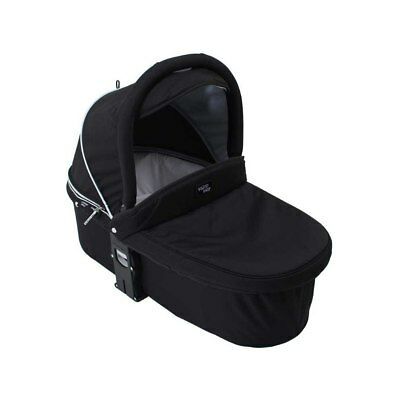 NEW Valco Q Bassinet - Coal Black from Baby Barn Discounts