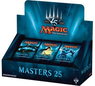 Magic the Gathering - Masters 25 Booster Box (24 count boosters) *PRE ORDER*