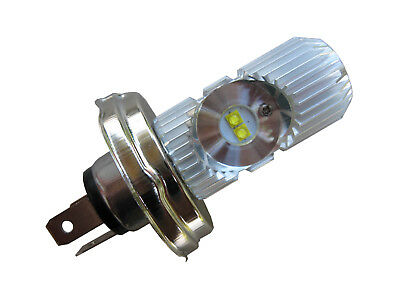 LED light bulb cold white 6000K 24V DC R2 P45t Truck