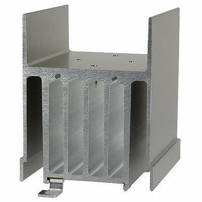 OMRON Y92B-N100 Heat Sink Track Mount for G3NA Solid State Relays