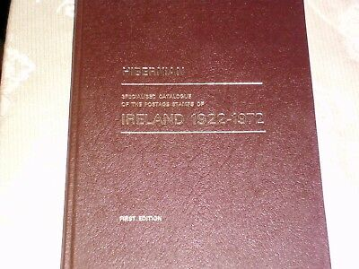 Hibernian speciaisrd catalogue of the postage stamps of Ireland 1922-1972