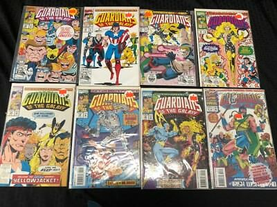 Guardians of the Galaxy Marvel Comic Lot of 8 (29,30,31, 33,34,39,45, annual 3)