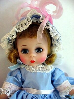 "Alexander Kins Southern Belle 7 1/2"" Bend Knee Walker Doll 1963 only BKW #385"