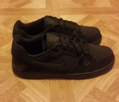 Nike Son Of Force 616775-10.5 Men's Size 11 Black Brand New