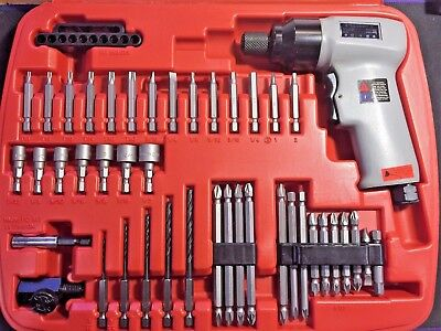 American Rodcraft Tools  RC4795 Quality Screw Nut Driver and Drill Kit (NEW)