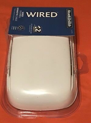 Gentil Heath Zenith Sl 2735 02 Wired Door Bell New Sealed Package
