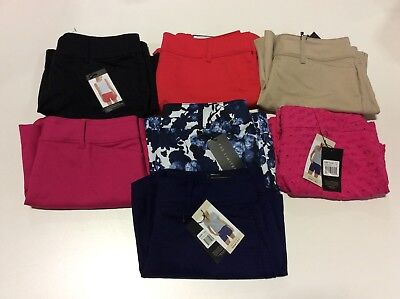 Ladies THE LIMITED Tailored Flat Front Shorts - 7 colors - NWT