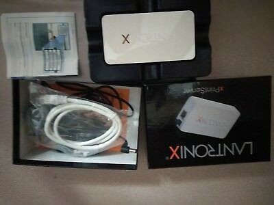 LANTRONIX XPS1001NE-01 xPrintServer-Network Edition Apple iOS Products Wired c12
