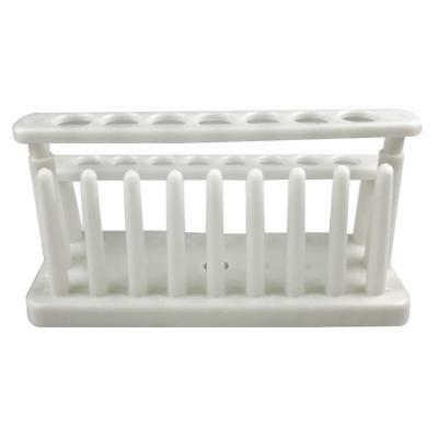 15 Holes and 9 Pin Test Tube Storage Holder Bracket Rack with Stand Sticks