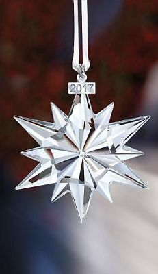 Swarovski Crystal 2017 Annual Edition Christmas Ornament 5257589 - 2017