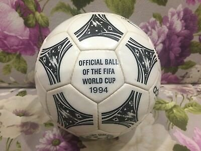 Cuarto Inconsciente Mediante  ADIDAS QUESTRA OFFICIAL match ball of the World Cup 1994. Made in France.  RARE - $300.00 | PicClick