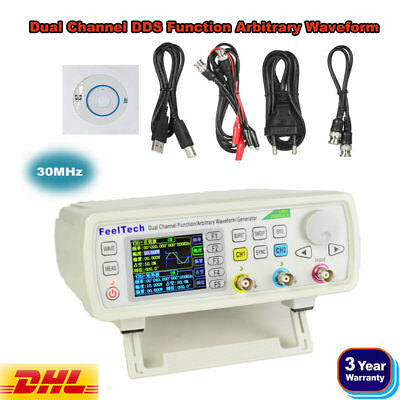 FY6600 30MHz  DDS Function Signal Dual Channel Function Arbitrary Waveform DHL