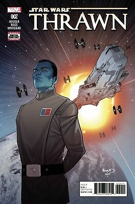 Star Wars Thrawn #2 (Of 6) Marvel Comics Near Mint 3/14/18