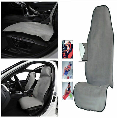 Durable Dual-Layer Car Bucket Seat Cover Protector Mat for Travel Fitment Yoga