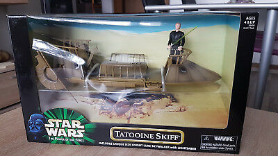 Star Wars POTF Tattooine Skiff