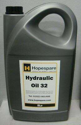 Hydraulic Oil ISO 32 5 Litres