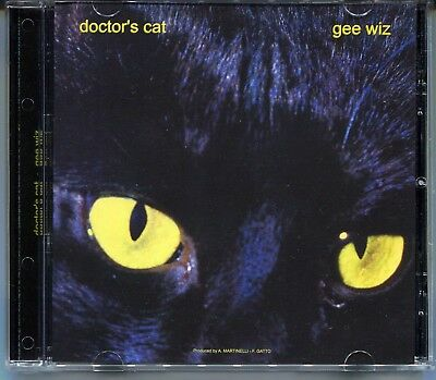 Doctor`s Cat.gee Wiz. Rare 80.cd. + Bonus . New !