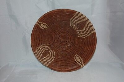 African Coiled Bowl