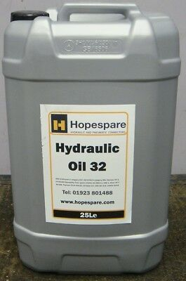 Hydraulic Oil ISO 32 25 Litres