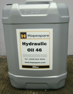 Hydraulic Oil ISO 46 25 Litres