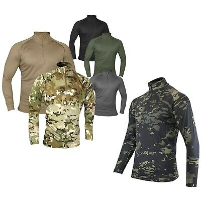 Viper Tactical Mesh-tech Armour Top Base Layer Stretch Fit Airsoft Outdoor Shirt