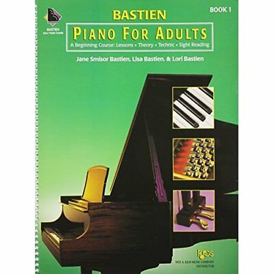 beginning piano for adults pdf