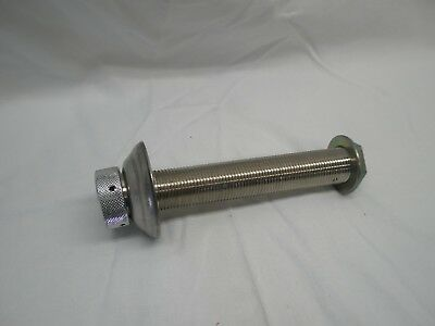 New Faucet Shank For Draft Beer 6 Inches Long 3/16 Bore.