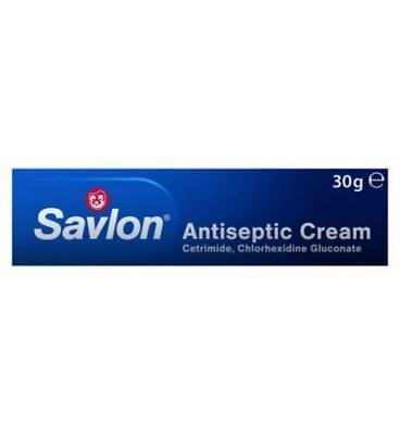 Savlon Antiseptic Cream For First Aid and Skin Problems 30g