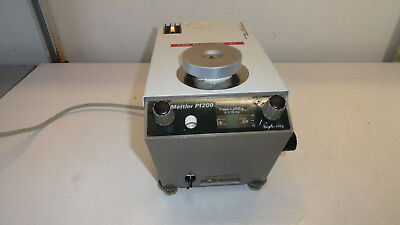 Mettler P1200 Analytical Balancing Scale 110 Volt, Max Load 1200 G