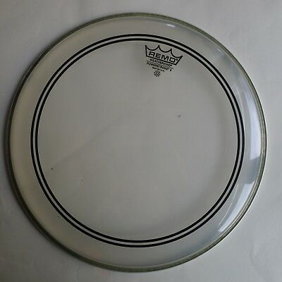 """Remo Powerstroke 3 clear in size 13"""" - unboxed"""