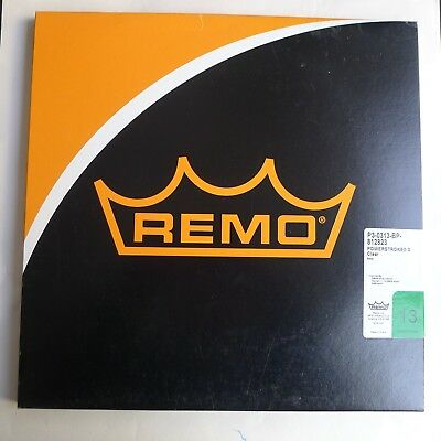 """Remo Powerstroke 3 clear in size 13"""""""