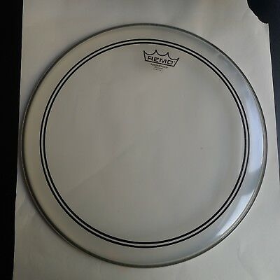 """Remo Powerstroke 3 clear in size 16"""" - unboxed"""