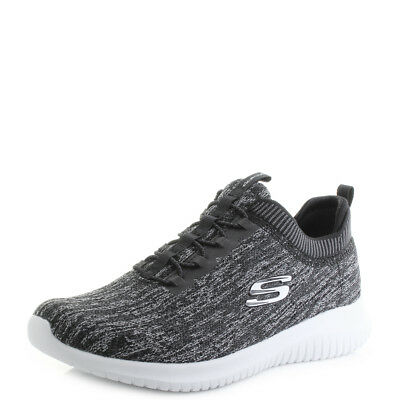 SKECHERS ULTRA FLEX Bright Horizon Trainers Womens Memory