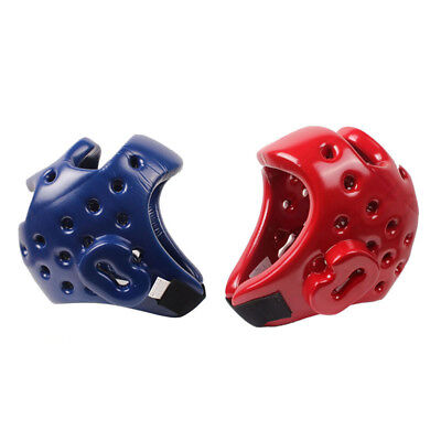 New Taekwondo Kick Boxing Karate Helmet Head Guard Gear Sparring Protector S-2XL