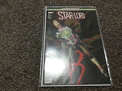 Star Lord #3 - New Series - 1St Print - (Marvel Comics) Boarded. Free Uk P+P!