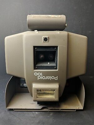 Polaroid Identification System ID-100 camera dmv or police