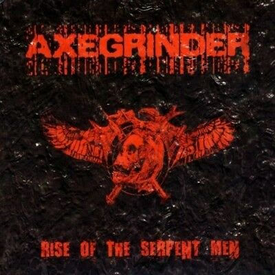 Rise Of The Serpent Men - Axegrinder (2018, Vinyl NUOVO)