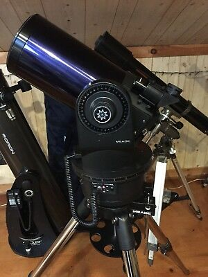 Meade ETX-125EC Astronomical Telescope Kit.  &Autostar Controller And Tripod