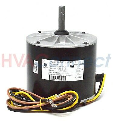 Hb33gq230 oem carrier bryant payne condenser fan motor 1 for Broad ocean motor co
