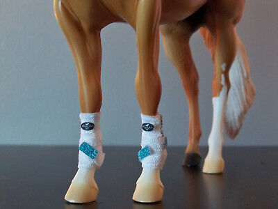 Custom Breyer Traditional SMB Boots Front Set - You Pick Color!