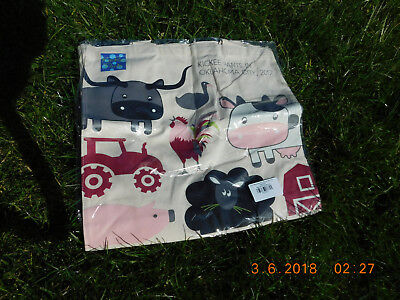 Kickee Pants Oklahoma Sale Carry All Tote Bag Nwt In Original Package