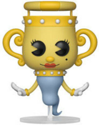 Cuphead S1: Legendary Chalice - Funko Pop! Games (2018, Toy NUEVO)